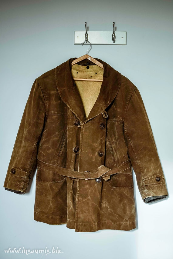 French Canadienne jacket 50's