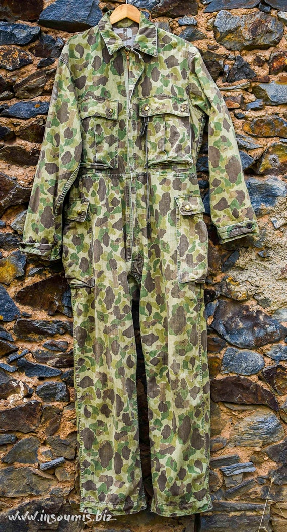 Frogskin USMC named Coverall