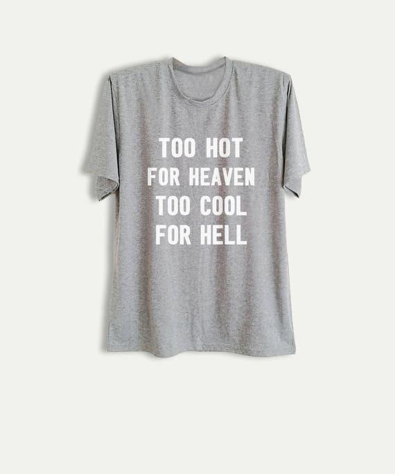 83240e063 Funny T-Shirts Womens Mens Tees Unisex Screen Print Shirt | Etsy