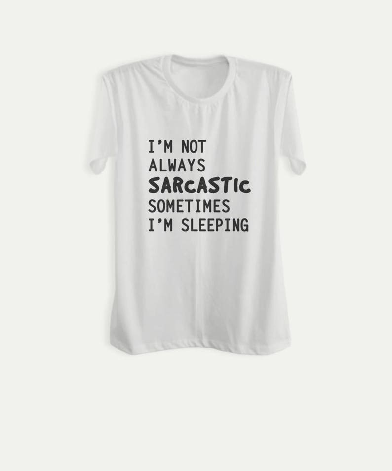 458817430 Sarcastic Shirts Funny Sarcastic T Shirts Sayings Novelty | Etsy