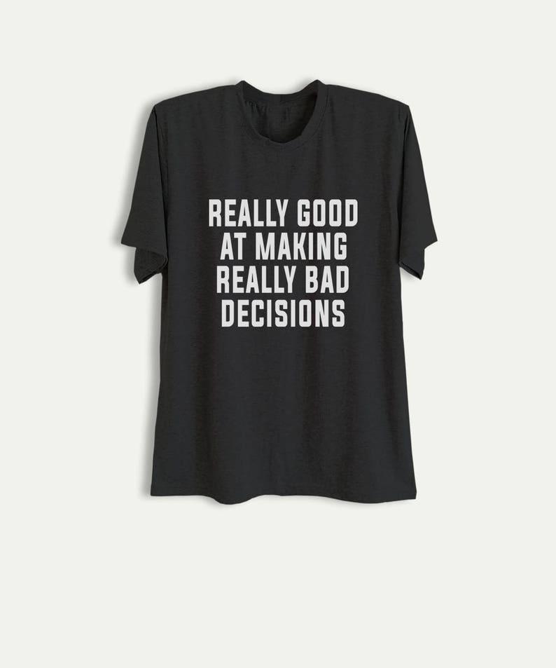 ba50f52f Mens T-Shirts Funny Slogan Tee Hipster Grunge T Shirt Tumblr   Etsy
