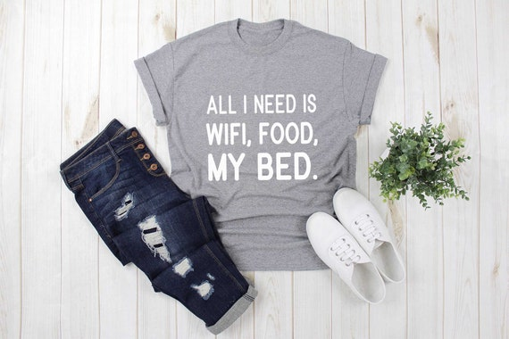 IM ONLY HERE FOR FREE WIFI MENS T SHIRT INTERNET TUMBLR HIPSTER SLOGAN GEEK