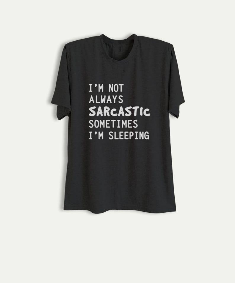 f27f2f7729f5ab Sarkasmus Shirts lustige T-Shirts Damen Tops T-Shirts Herren