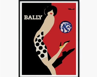 Vintage Art Print Poster A1 A2 A3 A4 A5 Geen Clock  Pin Up Girl