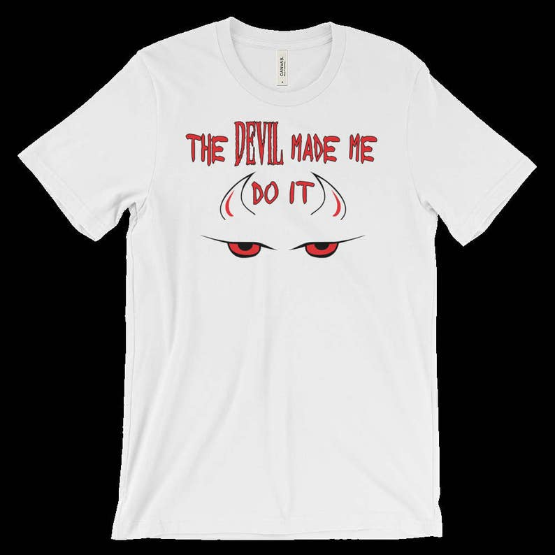 Devil T-Shirt  Gothic Apparel image 0