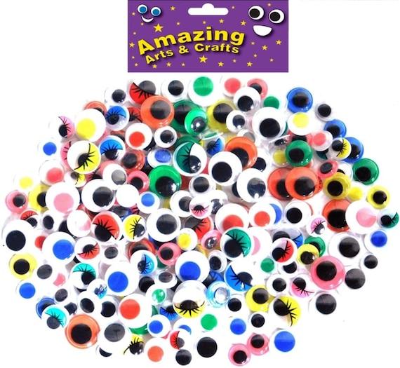 Formas de espuma 200 Colores y Tamaños Surtidos por increíbles artes y oficios