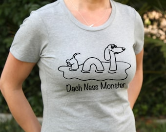 DACH NESS MONSTER T Shirt