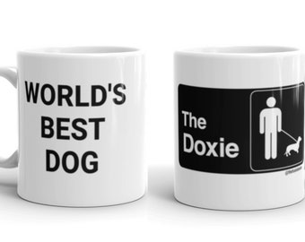 THE DOXIE MUG