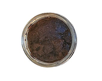 Coffee Body Scrub - Zero Waste Packaging - Scar/Line Repair