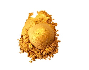 Gold Rush Mountains Mineral Eyeshadow - Zero Waste Chemical Fee