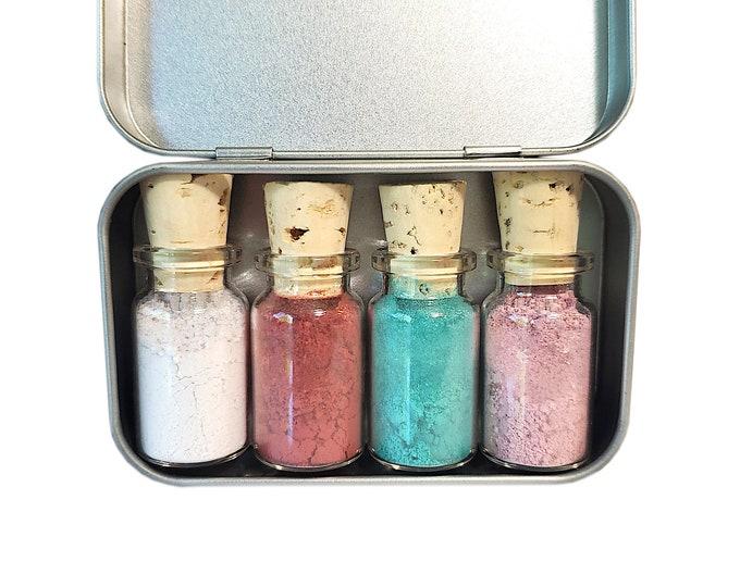 Unusual Unicorn Mineral Eyeshadow Palette - Zero Waste - Chemical Free