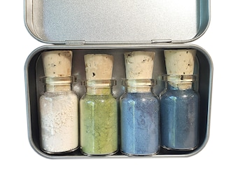 12th Man Seahawks Mineral Eyeshadow Palette - Zero Waste - Chemical Free