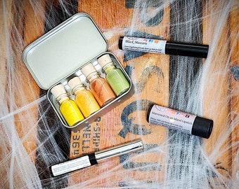 Harvest Moon Zero Waste Mineral Eyeshadow Palette + Costume Combo - Hypoallergenic