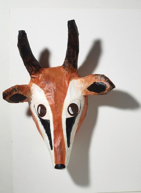 tete de gazelle