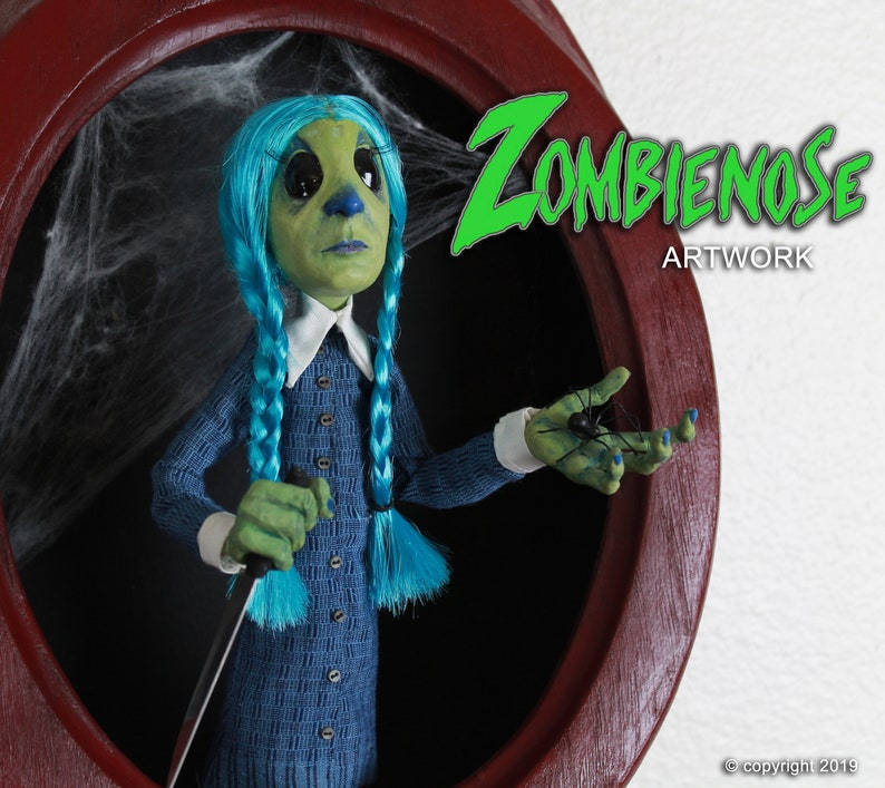 Wednesday by Zombienose image 1