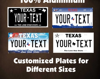 Personalized Pennsylvania License Plate for Bicycles Kid/'s Bikes /& Cars Ver 1