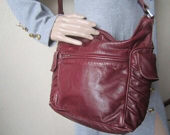 Zamponi leather bag | Etsy