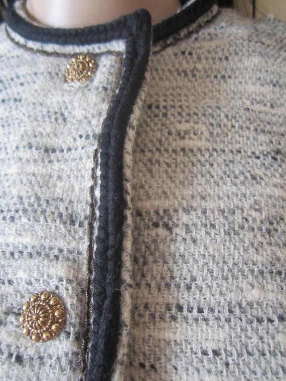 Original 40s Jacket Wool - image 6