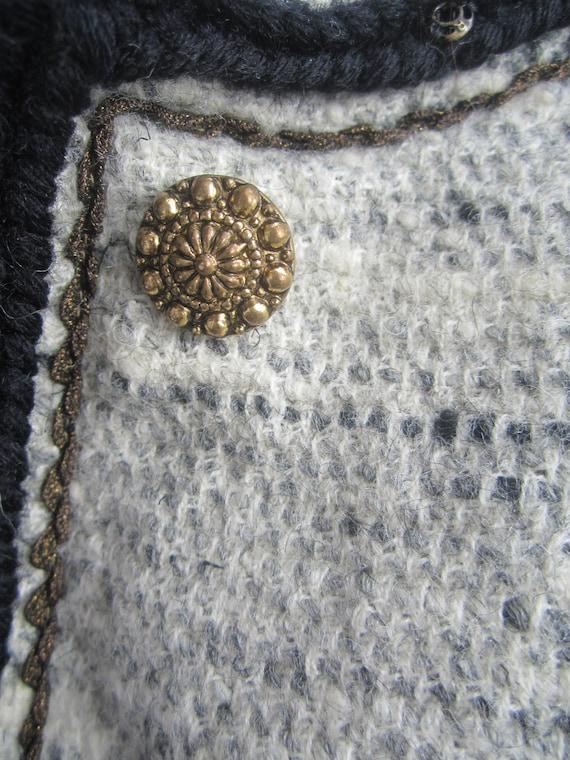 Original 40s Jacket Wool - image 10
