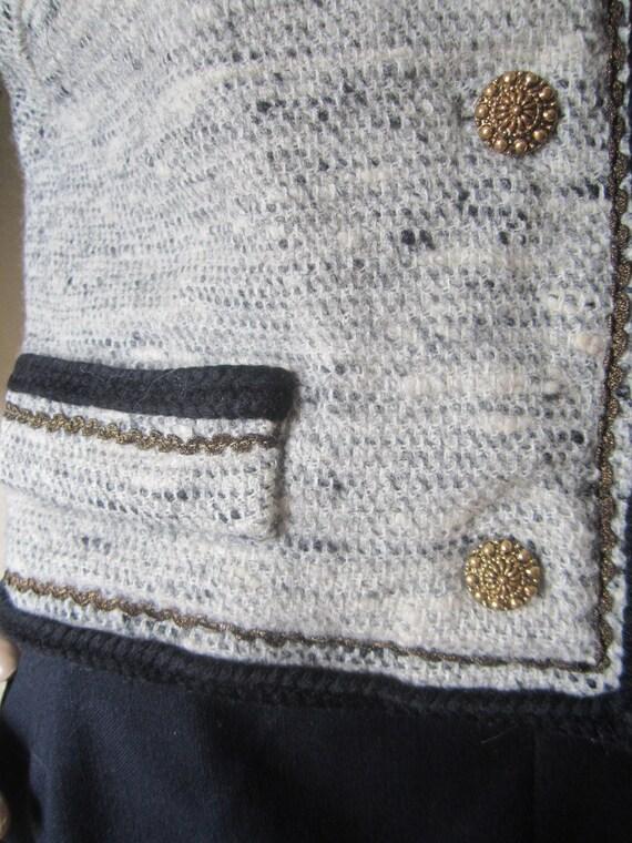Original 40s Jacket Wool - image 8