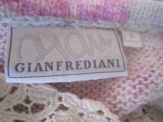 Vintage Kid Mohair Sweater 60s - image 8