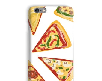 Pizza iPhonegeval, Italiaanse iPhonegeval, Pizza iPhonegeval 6, voedsel iPhonegeval 6, Trend iphone 6s case, grappige iPhonegeval