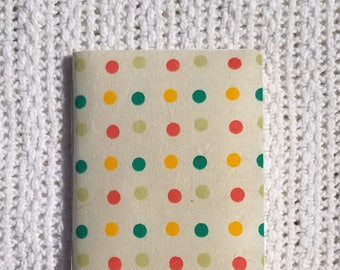 Polka Dot Booklet