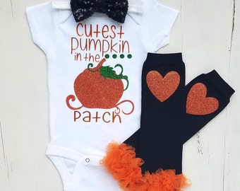 First halloween onesies, Halloween onesies, Onesies, Halloween outfit, Baby girl clothes, Baby girl, Baby girl outfits, Baby clothes, Baby
