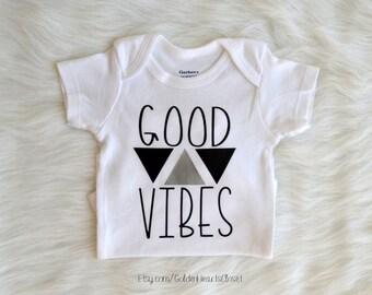 Good vibes, Onesie, Baby boy clothes, Baby boy, Baby, Baby boy onesie, Onesies, Baby clothes, Baby onesies, Boy onesie, Baby onesie, Cute
