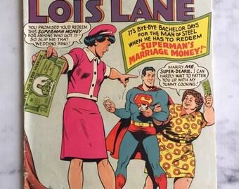 Superman's Girlfriend Lois Lane #61! DC Comics 1965
