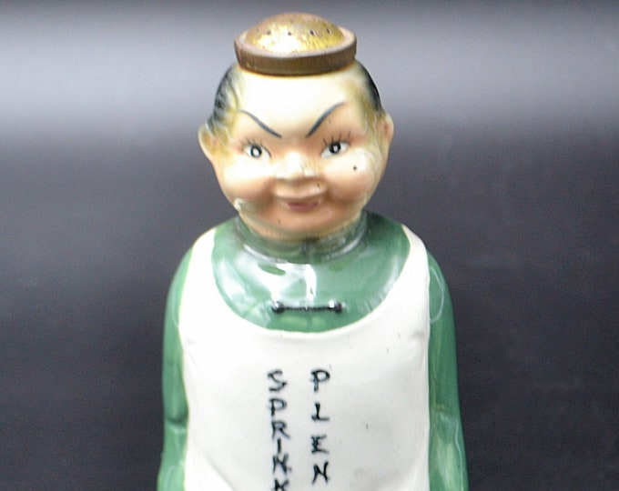 Sprinkle Plenty Laundry Sprinkler, Collectible Asian Figurine