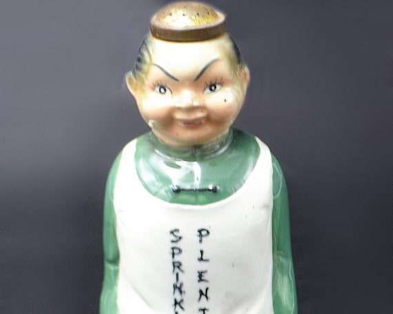 Sprinkle Plenty Laundry Sprinkler, Collectible Asian Figurine