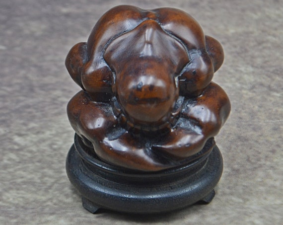 Weeping Buddha On Stand