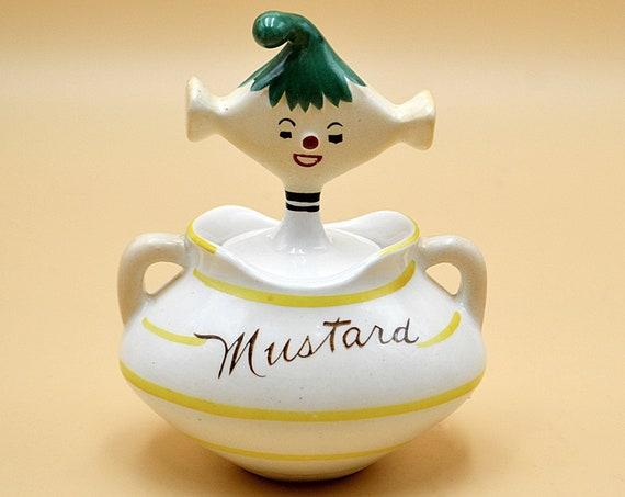 Pixie Mustard Pot, Davar Pro Ceramic Dish