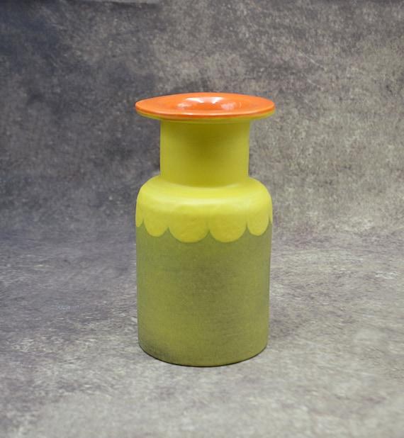 Upsala-Ekeby Pottery Vase, Mari Simmulson, Mid-Century