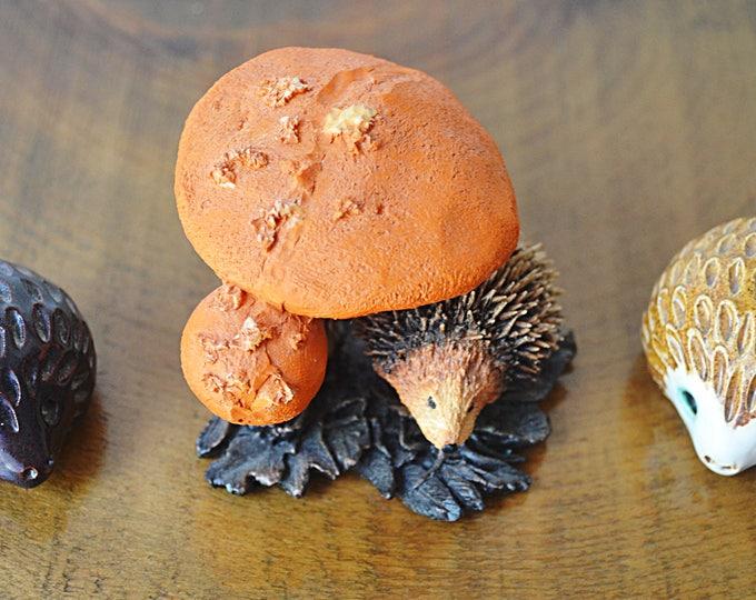 Hedgehog Collection, Miniature Hedgehog Figurines, Bowbrook Figurine