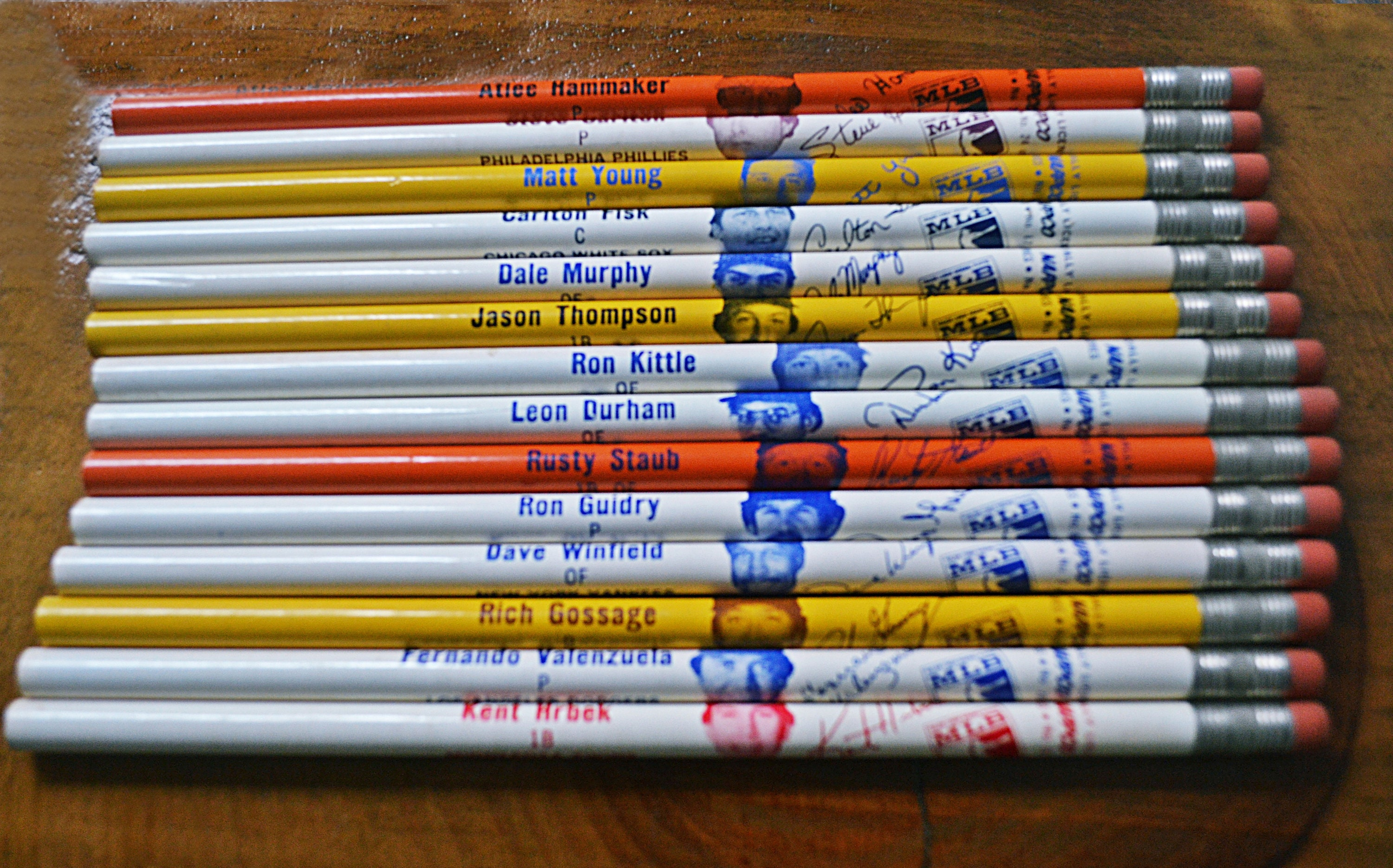 Pencils   Free Stock Photo   Colored pencils in a circle