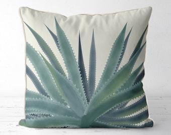 Succulent Pillow Cover Succulent Pillow
