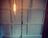 Straight Chain Floor Lamp