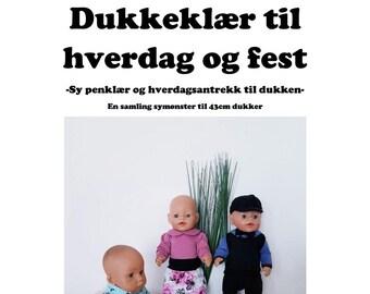 80d16cb9 PDF - Dukkeklær til hverdag og fest
