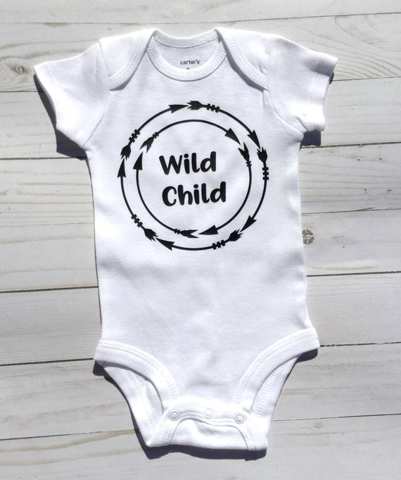 3789c226d Wild Child Baby Shower Gift  hiker Gender Neutral Baby