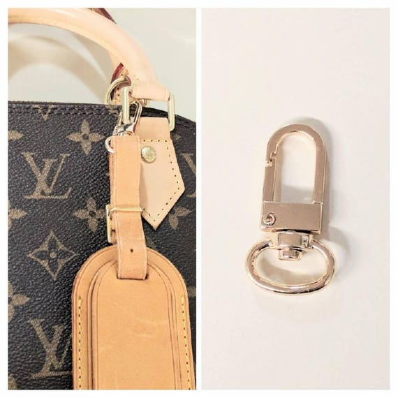 47aa66bcaf2f Luggage Tag Hook for Louis Vuitton bag Purse Strap Hook