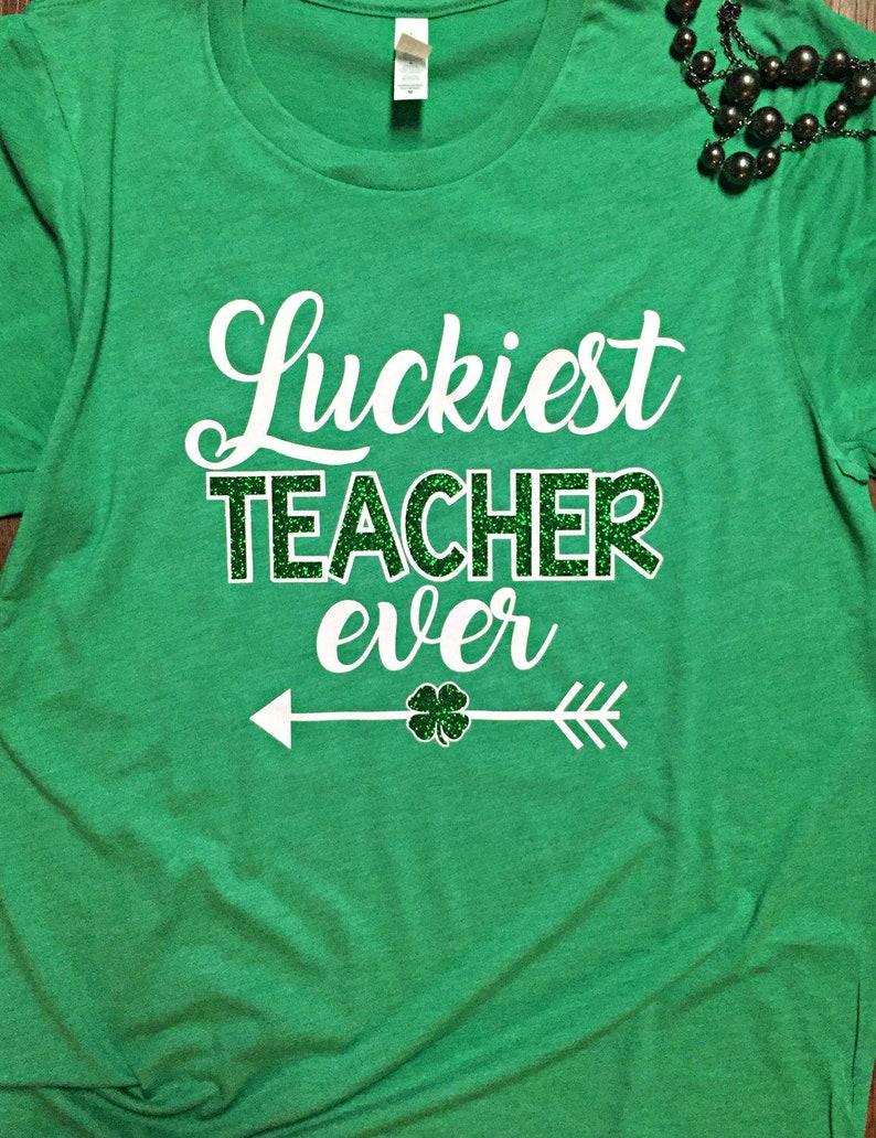 Teacher St. Patrick s day shirt St. Patrick s day  84504c4920b3