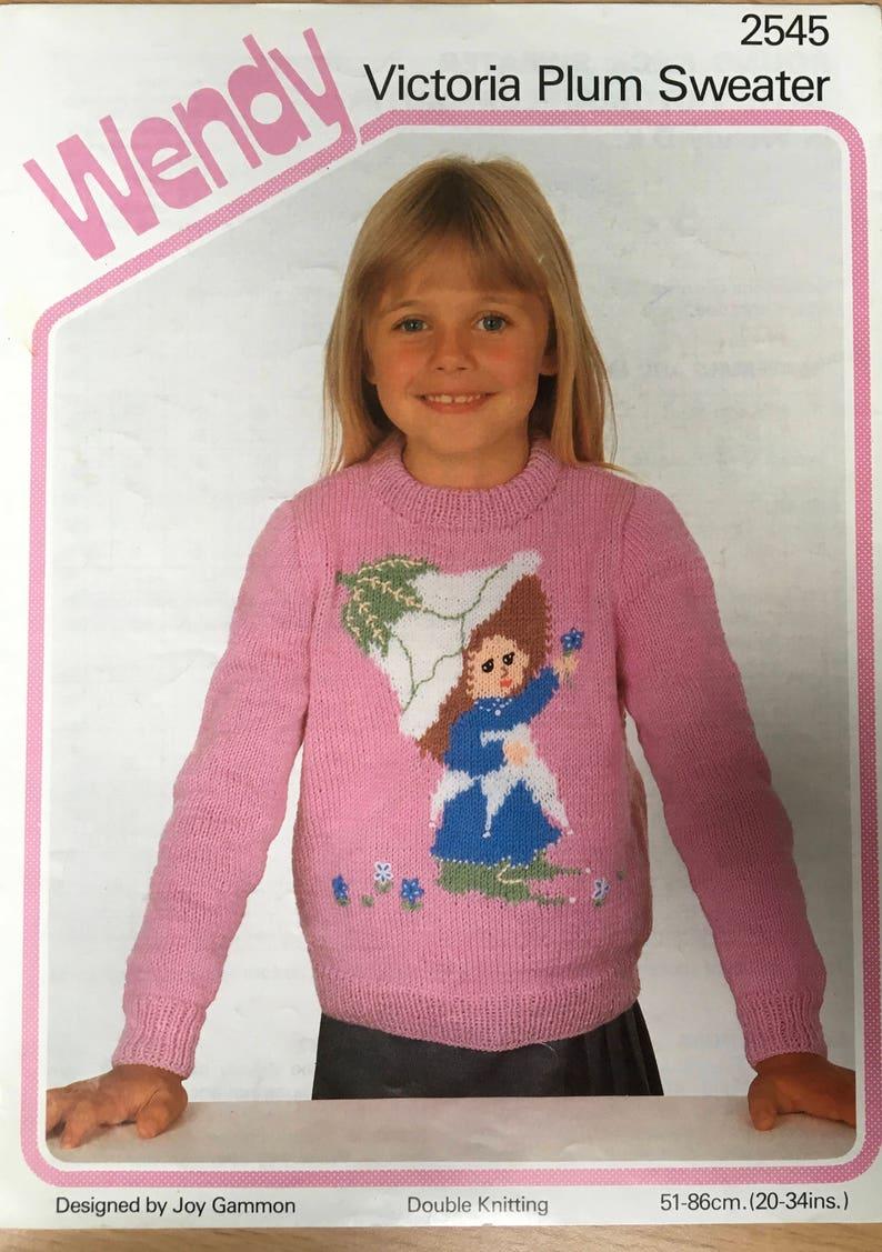 38213f671 Victoria Plum Knitting Pattern Wendy Knitting Pattern