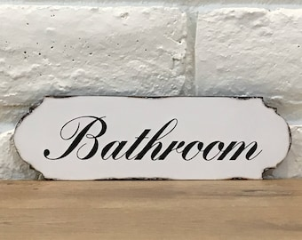 Shabby Chic Bathroom Etsy
