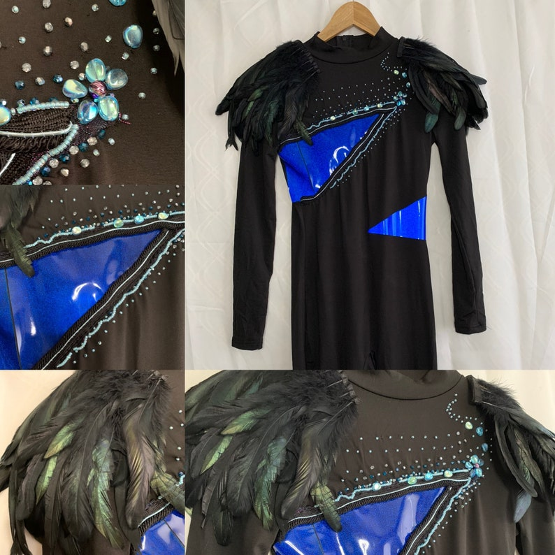 Handmade Moonstone Cassandra Cosplay Suit Tangled the Series