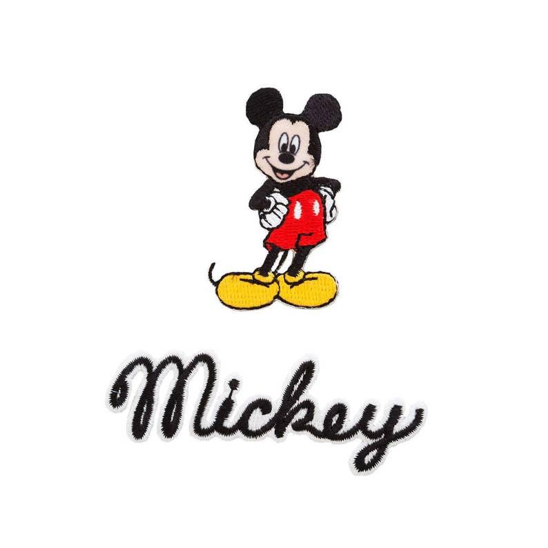 9a436c7e1ea8e2 Mickey Mouse opstrijkbare Patch officiële Disney | Etsy