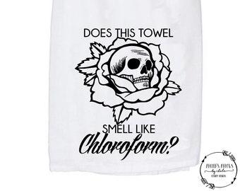 Fun Flour Sack Towels
