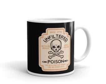 Unfiltered Poison Mug