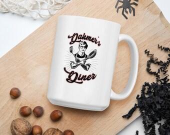 Dahmer's Diner Original Design Mug